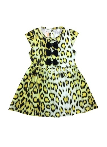 By Leyal For Kids Elbise Leopar